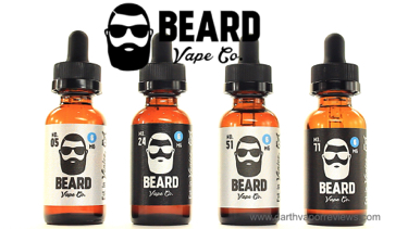 Beard Vape Co. E-Liquid Review