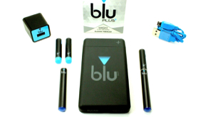 blu ecigs: blu Plus Starter Kit for Beginner Vapers