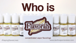 Who is Flavorah Concentrated Vapor Flavorings