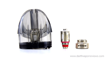 Eleaf Tance Max Cartridge Parts