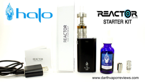 Halo Cigs: Reactor Starter Kit