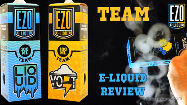 EZO Team Trick Box E-Liquid Review