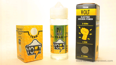 EZO Team Volt Trick Box E-Liquid