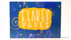 Flakey Vapes E-Liquid Line Logo