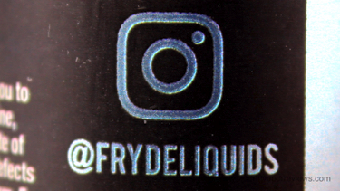 FRYD E-Liquid Instagram