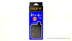 Halo Aspire Gusto Mini Mod Box