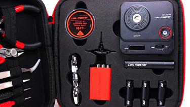 CoilMaster DIY Kit V3 Tools Right Side
