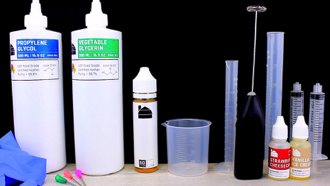 Liquid Barn DIY Ejuice Starter Kit