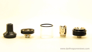 Joyetech Exceed D19 Atomizer Dissasembly