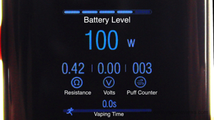 Kangertech VOLA Mod Starter Kit TFT Screen