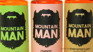Mountain Man E-Liquid Bottles