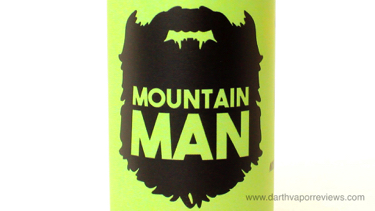 Mountain Man E-Liquid Line Logo