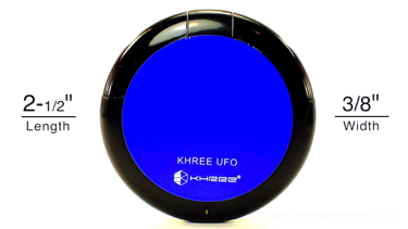 UFO by Khree Dual Vaping Pod System Dimensions