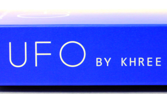 UFO by Khree Dual Vaping Pod System Logo