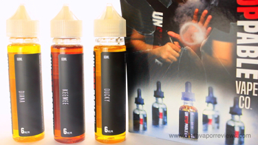 Unstoppable E-Liquid Bottles