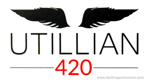Utillian 420 Herbal Vaporizer Logo