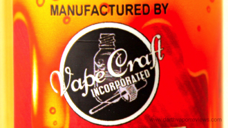 Vape Craft E-Liquid Logo