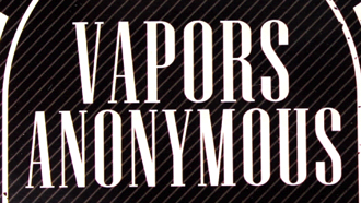 Vape Craft Vapors Anonymous E-Liquid Line Logo