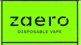 Zaeros Disposable Vape Logo