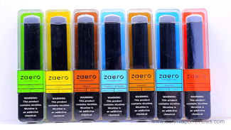 Zaeros Disposable Vape Sampler Pack